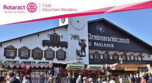 Rotaract Meeting: Wiesnmeeting @ Armbrustschützenzelt auf der Wiesn | München | Bayern | Deutschland