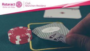 ABGESAGT - Rotaract Aktivität: Pokerabend @ TBA