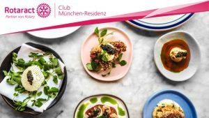 Rota(rac)ting Dinner - Fusion Cusine @ Diverse | München | Bayern | Deutschland