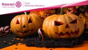 Sozialaktion Kinderheim: Halloween Bastelaktion @ Münchner Waisenhaus